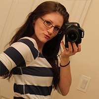 Freckles Gets Frisky In The Bathroom Wearing A Cute Tee And Jeans - Picture 2