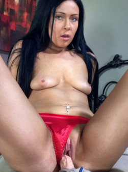 Sabrina Shows Off Her Dirty Girl Side In A Pov Dildo Fuck - Picture 14