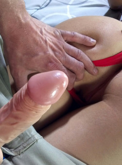 Sabrina Shows Off Her Dirty Girl Side In A Pov Dildo Fuck - Picture 9