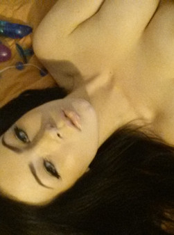 Sabrina Sins Sexy Taking Selfies - Picture 15
