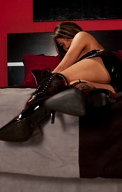 Nikki Vinyl And Leather - Picture 8