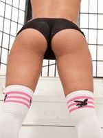 Preview Sock Blocked - Jazmins Sweet Ass in Tall Socks