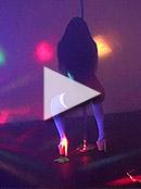 Sabrina Stripper Pole Video