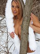 Nikki Sims Snow Wolf