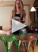 Nikki Beer Pong Video